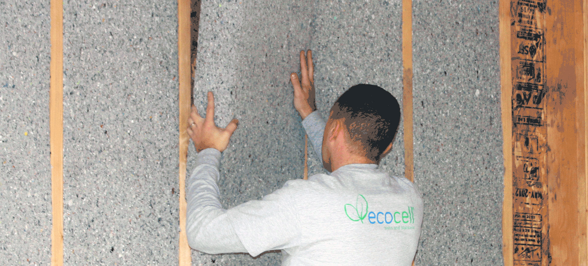 Ecocell batts ecocell by cellulose material solutions llc for Insulation batt sizes